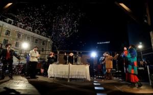 teatrul evreiesc buc
