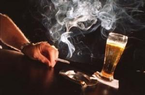 alcool si tutun
